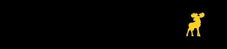 Volvo Rutten logo 1 regel zwart